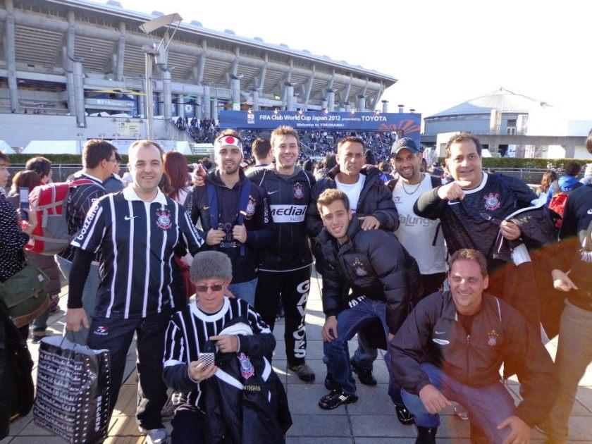Fifa Club World Cup Japan 2012 - Vai Corinthians !!!