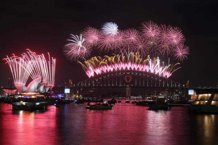 Sydney - Australia, Chegada de 2015. Foto: City of Sydney