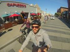 Rolê de bike por San Francisco