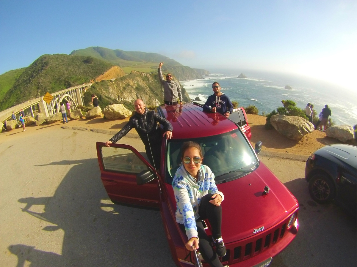 Road Trip California – Abril 2015