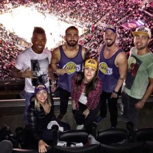 Staples Center - Clippers vs Lakers
