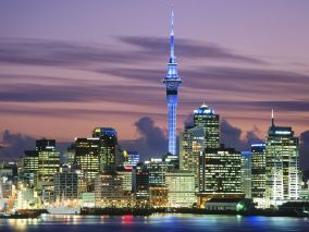 Auckland - Skytower