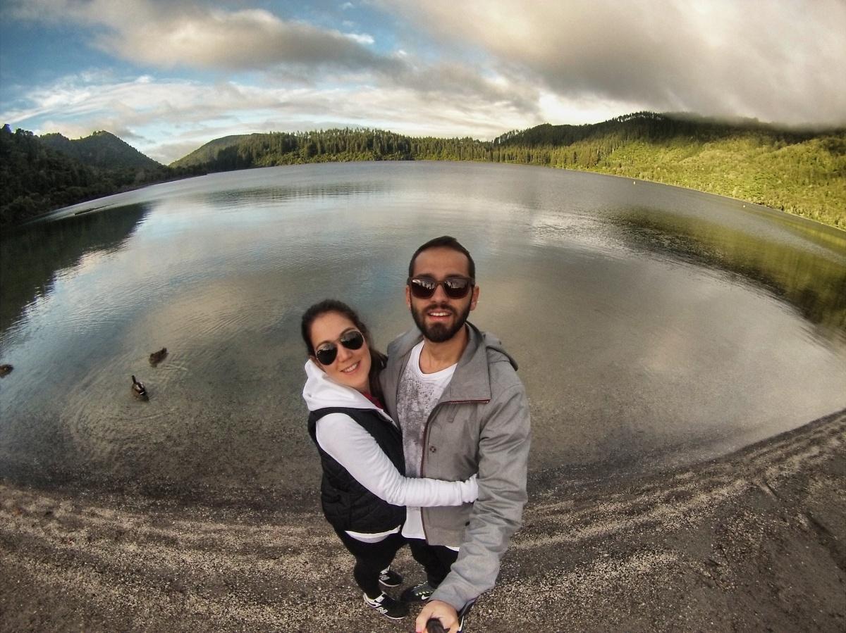 Rotorua + Huka Falls em 2dias