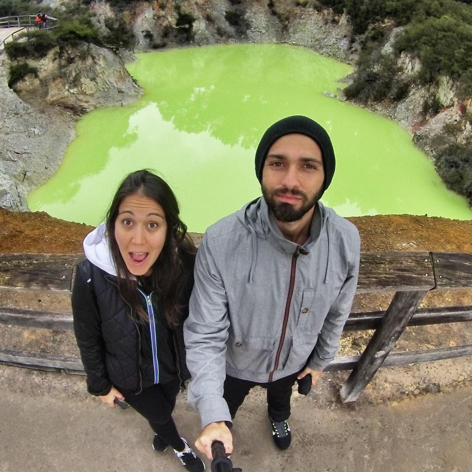 Devil's Bath, Wai-O-Tapu