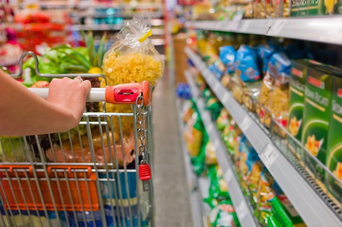 Supermercado na NZ: Custo x SalárioMínimo