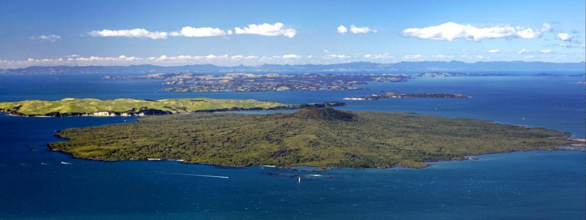 Rangitoto Island –Auckland