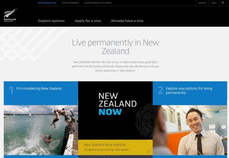 immigration NZ